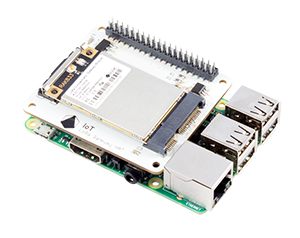 IoT LoRa pour Raspberry pi (868MHz/915MHz)