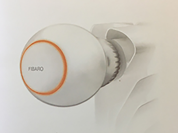 Fibaro Thermostat Z-wave