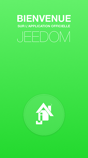 Jeedom configuration Smartphone 1