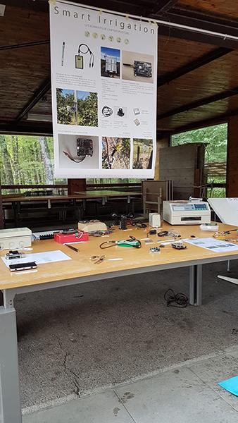 Exposition du matériel IoT