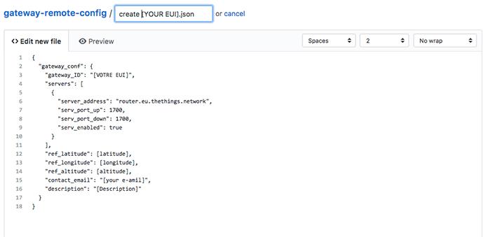 Gateway-remote-config pull request